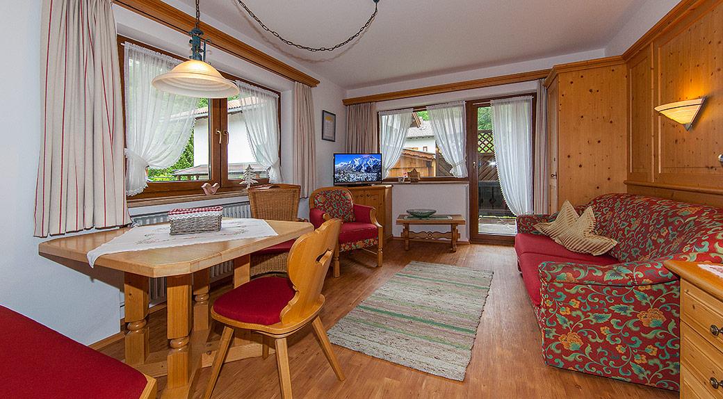 Ferienhaus St Korbinian In Mittenwald Oberbayern Wohnungen