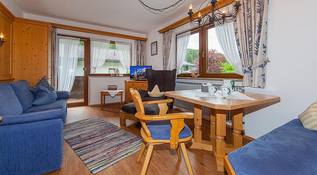 Ferienhaus St Korbinian In Mittenwald Oberbayern Wohnung 6