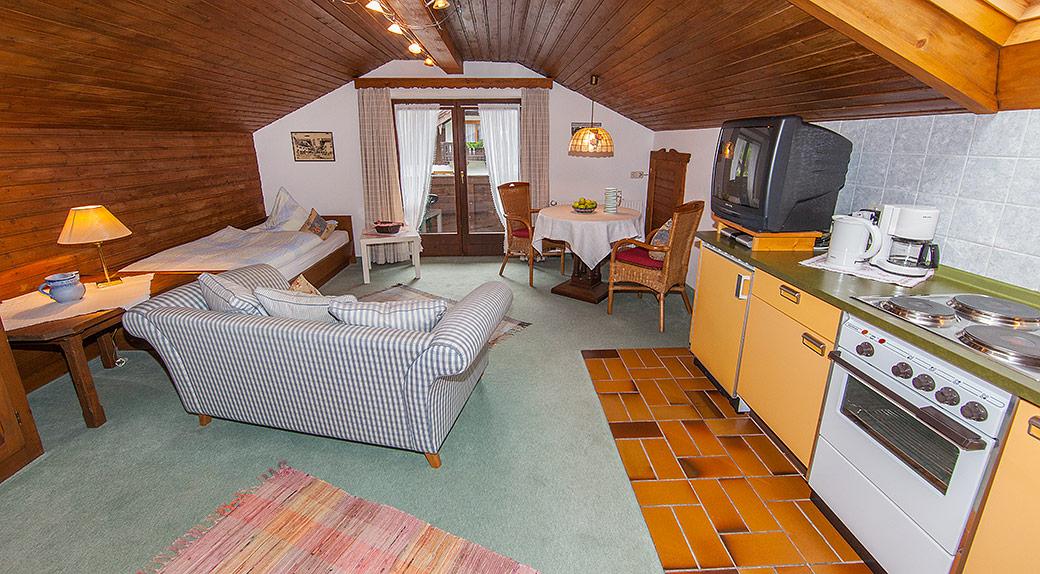 Ferienhaus St Korbinian In Mittenwald Oberbayern Wohnung 8